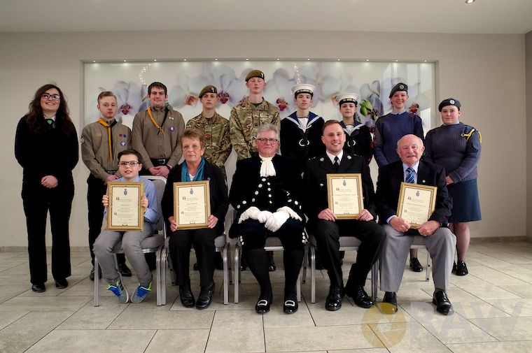 High Sheriff Awards 2016 © Matthew Kelly www.rawphotography.me.uk
