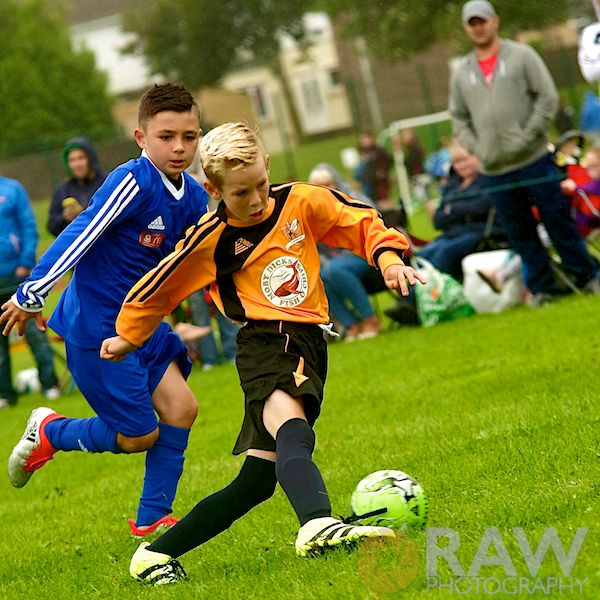 Pennar Robins AFC Football Festival 2016 © Matthew Kelly www.rawphotography.me.uk
